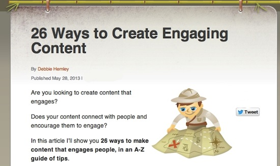 ways to create engaging content